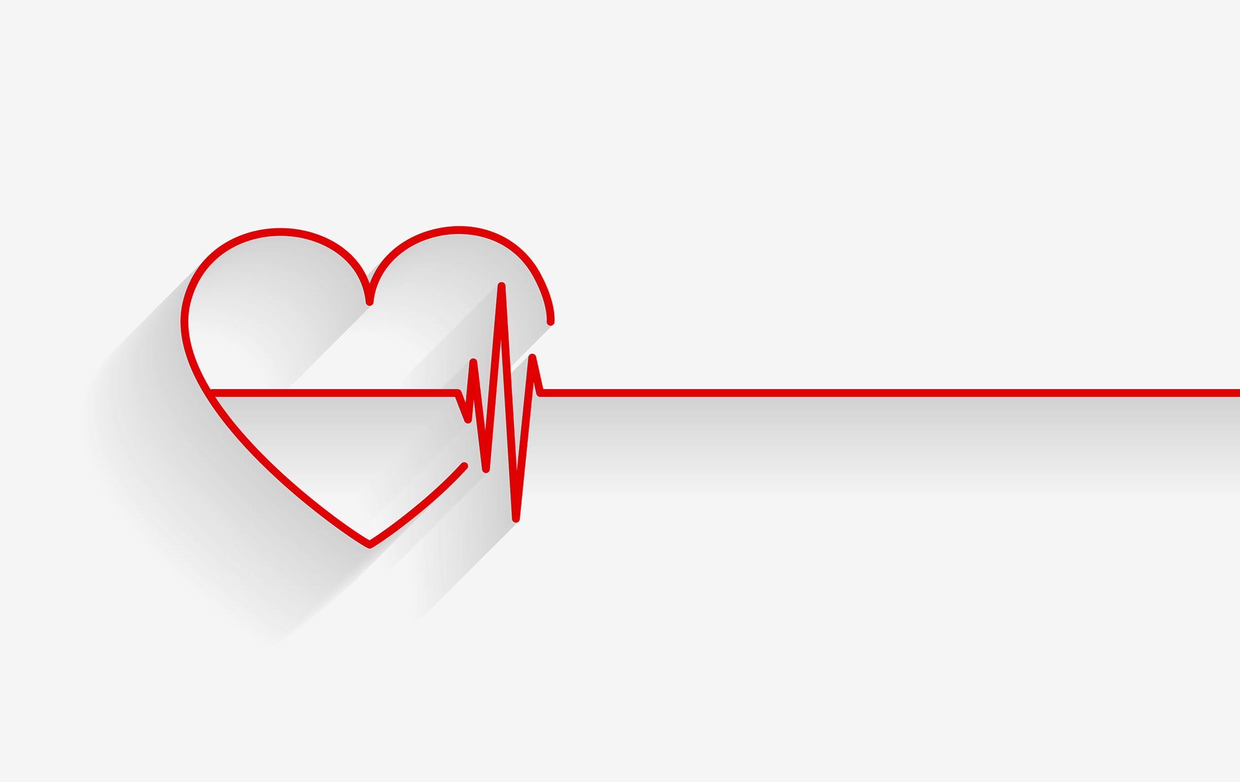 cœur fond de page